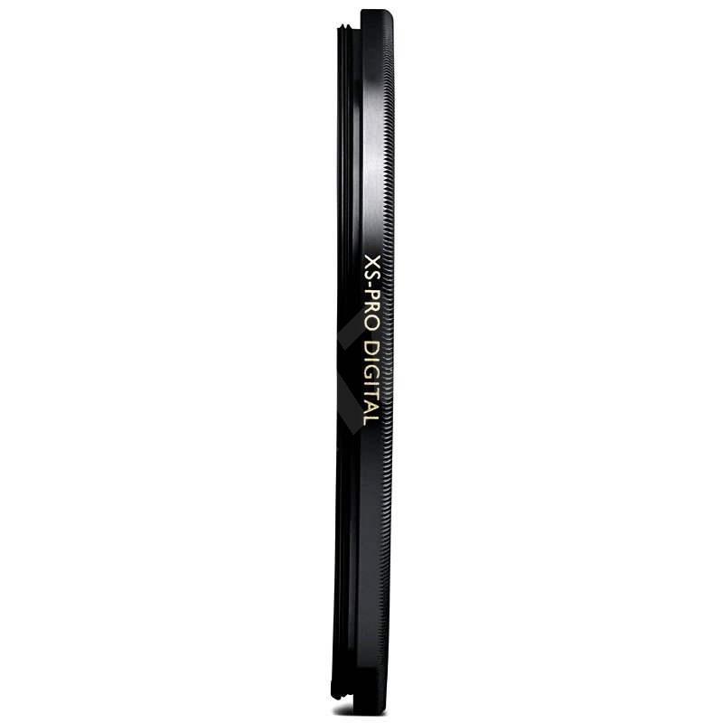 B+W pro průměr 62mm UV MRC Nano XS PRO - UV filtr