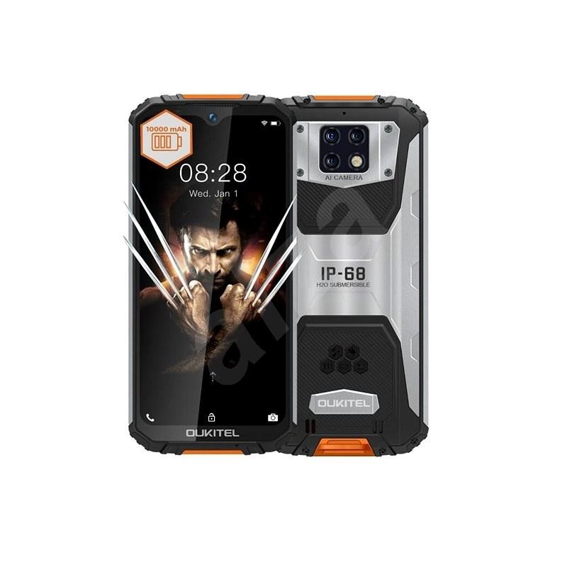Oukitel WP6 4+128 GB oranžová - Mobilní telefon