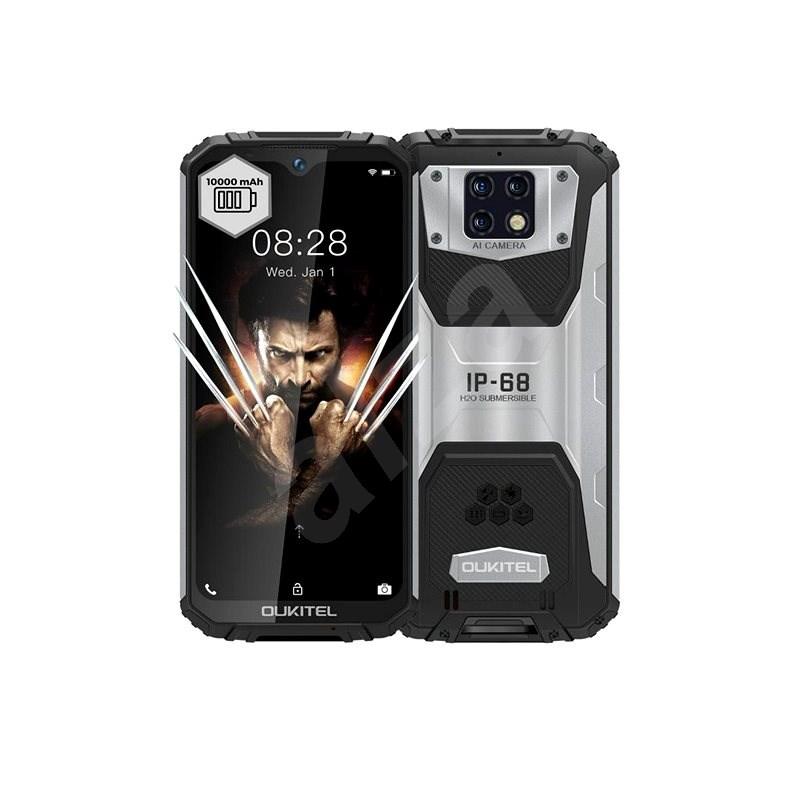 Oukitel WP6 4+128 GB stříbrná - Mobilní telefon