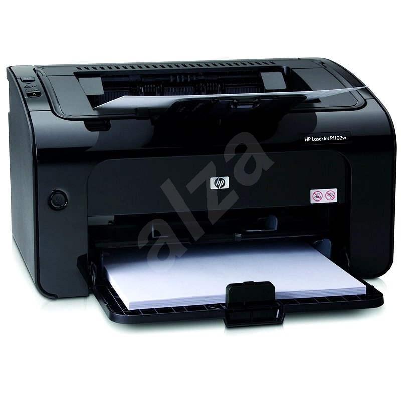 HP LaserJet Pro P1102w Wifi - Laserová tiskárna