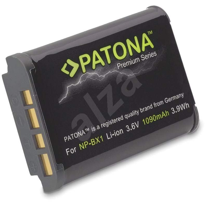PATONA pro Sony NP-BX1 1090mAh Li-Ion Premium - Baterie pro fotoaparát