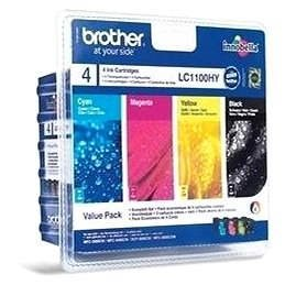Brother LC-1100HY VALBP - Cartridge