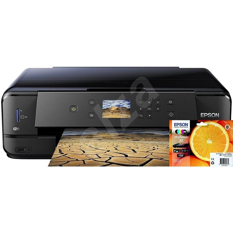Epson Expression Premium XP-900 + Epson T33 Multipack - Inkoustová tiskárna
