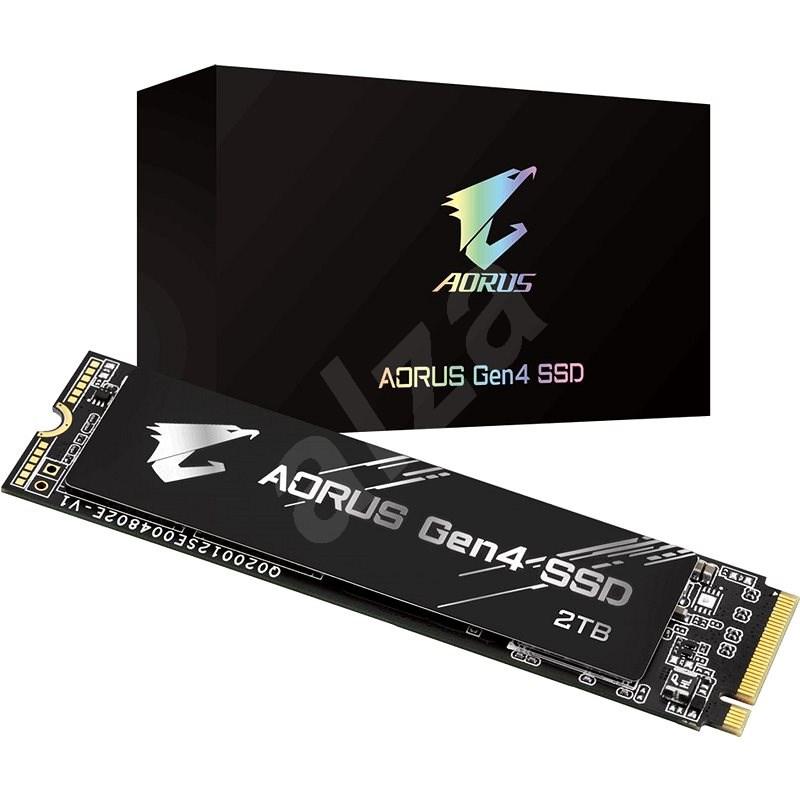 GIGABYTE AORUS Gen 4 SSD 2TB - SSD disk