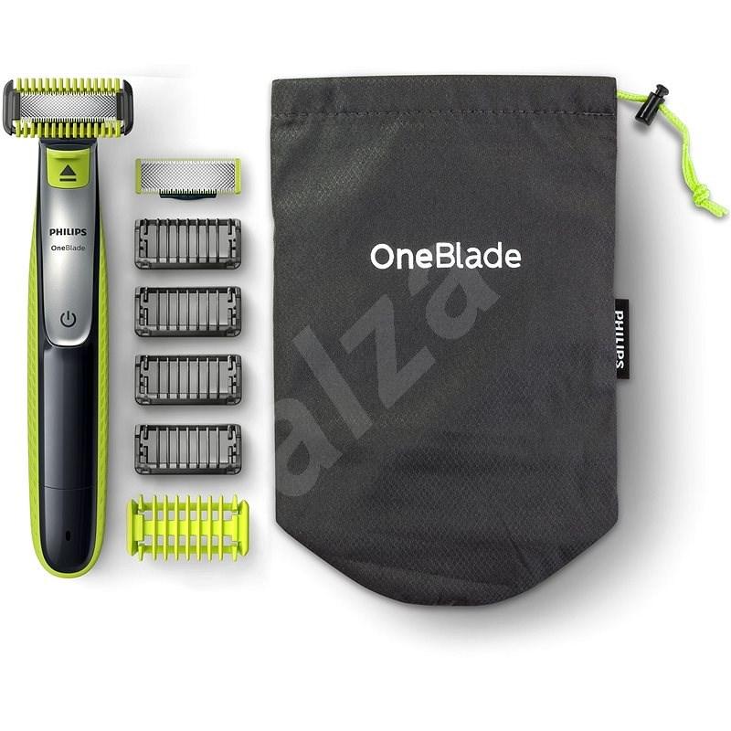 Philips OneBlade QP2630/30 na tvář a tělo - Holicí strojek