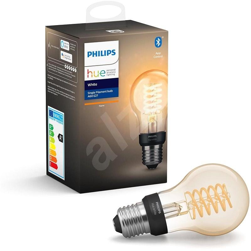 Philips Hue White Filament 7W E27 A60 - LED žárovka