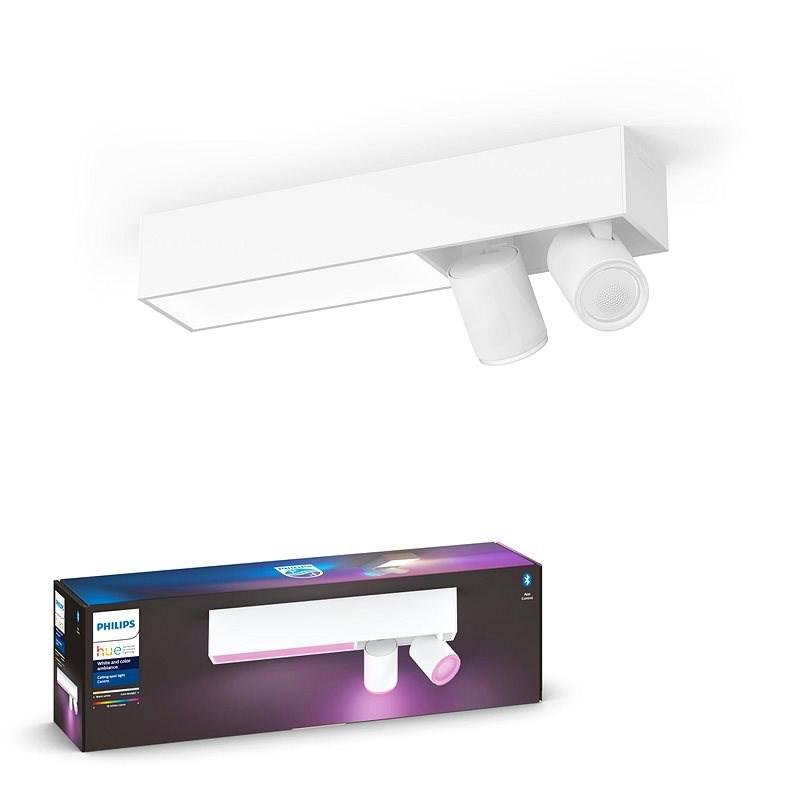 Philips Hue White and Color Ambiance Centris 2L Ceiling Bílá 50610/31/P7 - Stropní světlo