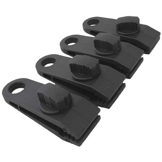 MAGG 4-piece Nylon Shelf Holders - Holder