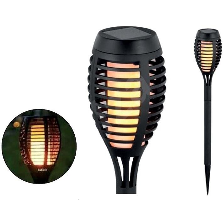 MAGG Solární LED světlo FLAMES - Svítidlo