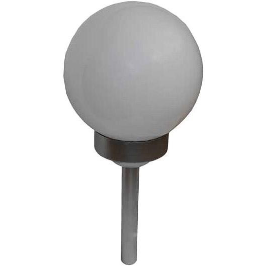 MAGG Solární LED světlo WHITE BALL - Svítidlo