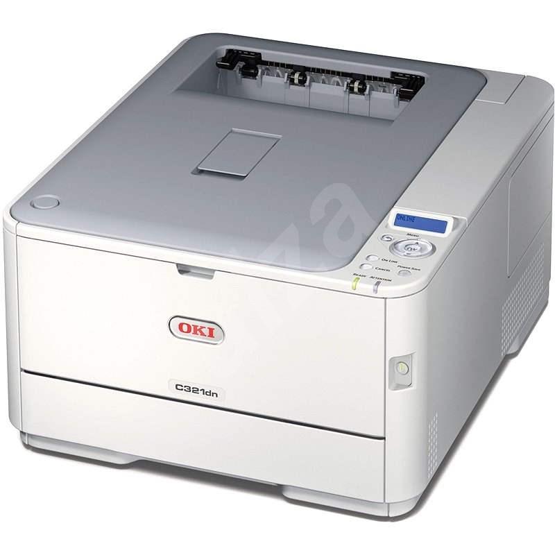 OKI C321dn - LED tiskárna