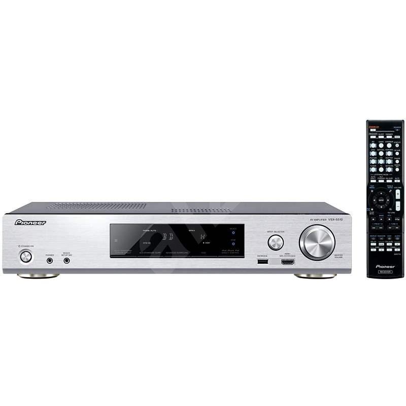 Pioneer VSX-S510-S stříbrný - AV receiver