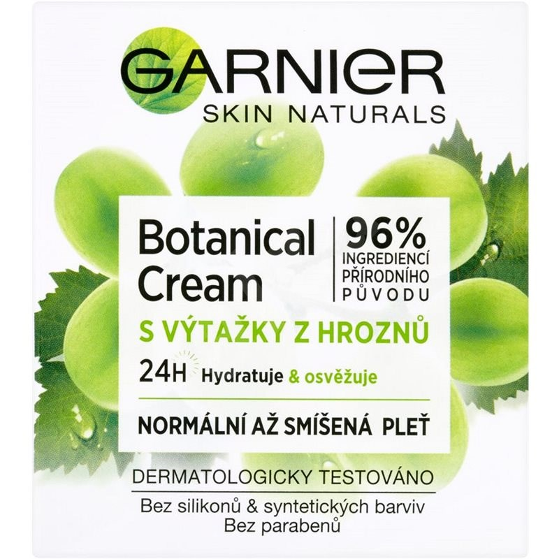 GARNIER Essentials Grapes 24H 50 ml - Pleťový krém