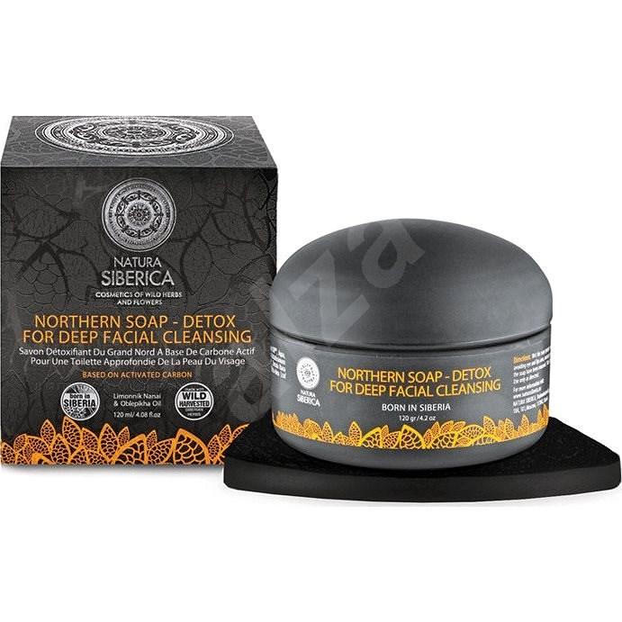 NATURA SIBERICA Northern Soap For Deep Facial Cleansing 120 ml - Čisticí mýdlo