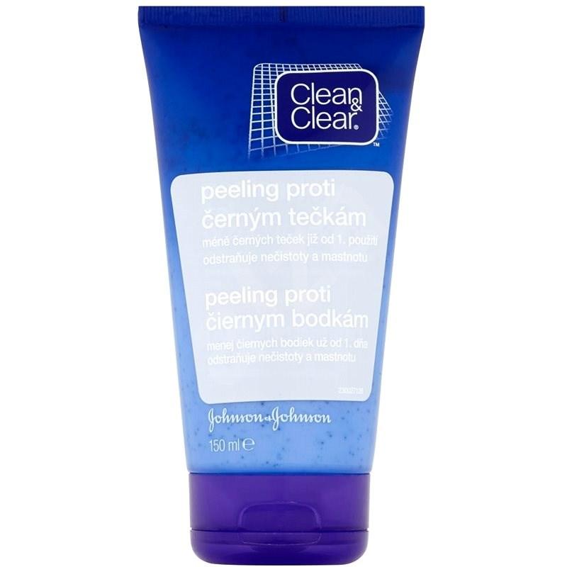 CLEAN & CLEAR Blackhead Clearing Daily Scrub 150 ml - Peeling