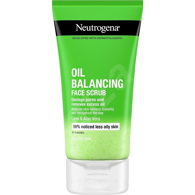NEUTROGENA Oil Balancing Peeling 150 ml - Peeling