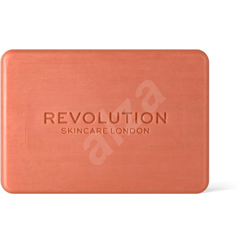 REVOLUTION SKINCARE Balancing Pink Clay Cleansing Bar 100 g - Čisticí mýdlo