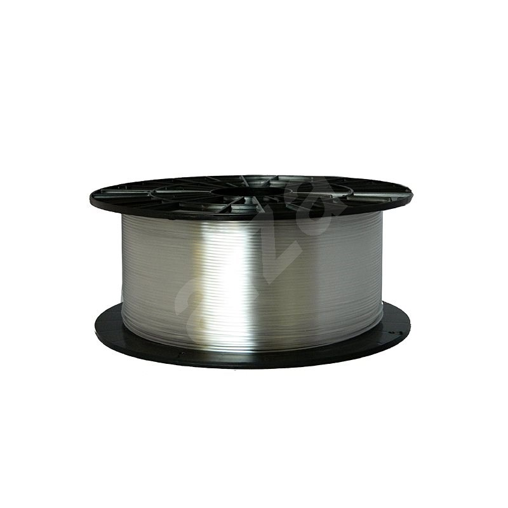 Filament PM 1.75mm PETG 1kg transparentní - Filament