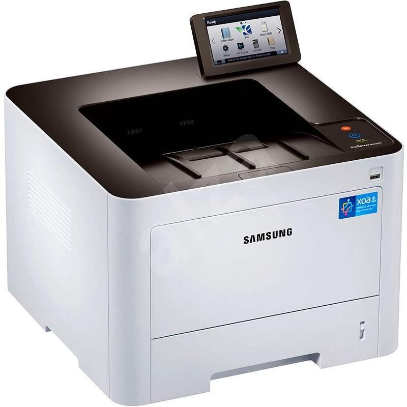 Samsung SL-M4020NX šedá - Laserová tiskárna