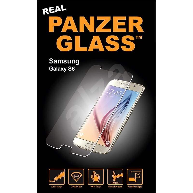PanzerGlass Standard pro Samsung Galaxy S6 čiré - Ochranné sklo