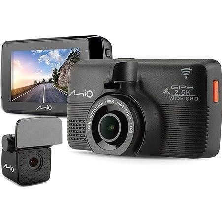 Mio MiVue 798 WIFI 2.5K QHD Dual - Kamera do auta