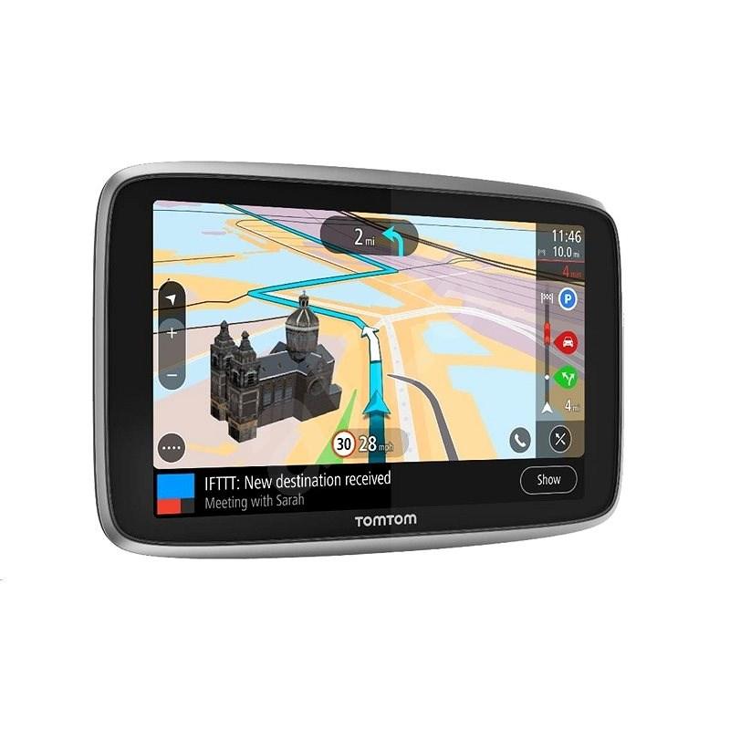 "TomTom GO Premium 6"" World LIFETIME mapy - GPS navigace"