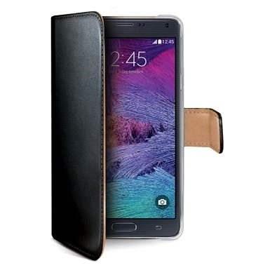 CELLY WALLY429 černé - Pouzdro na mobil