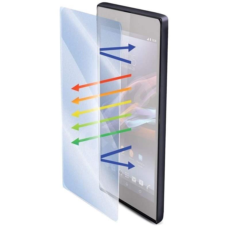 CELLY GLASS pro Sony Xperia Z3+/Z4 - Ochranné sklo