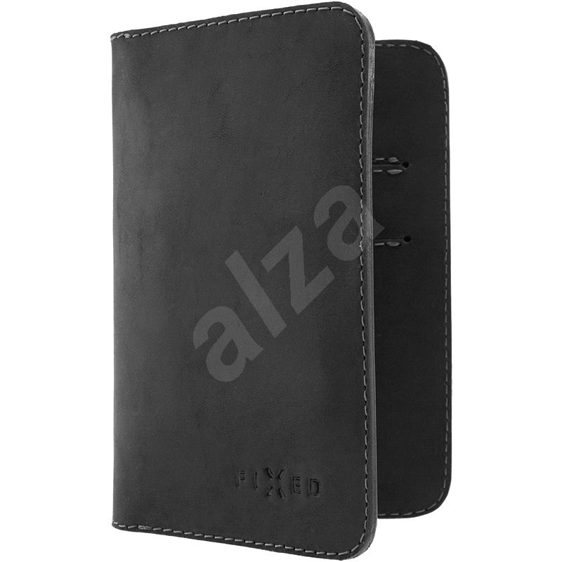 FIXED Smile Wallet XL with Smart Tracker FIXED Smile Motion, Black - Wallet
