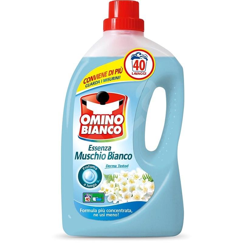 OMINO BIANCO Nature 2 l (40 praní) - Prací gel