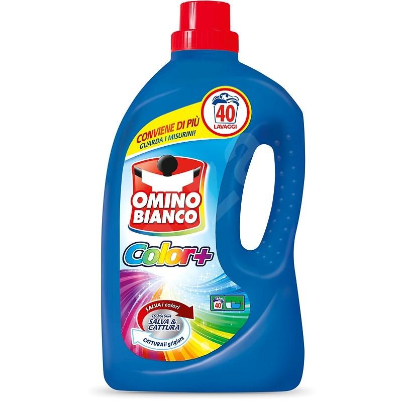 OMINO BIANCO Color 2 l (40 praní) - Prací gel