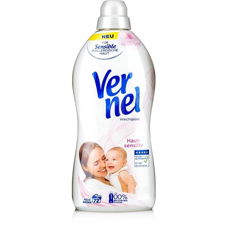 VERNEL Hautsensitiv 1,8 l (72 praní) - Aviváž