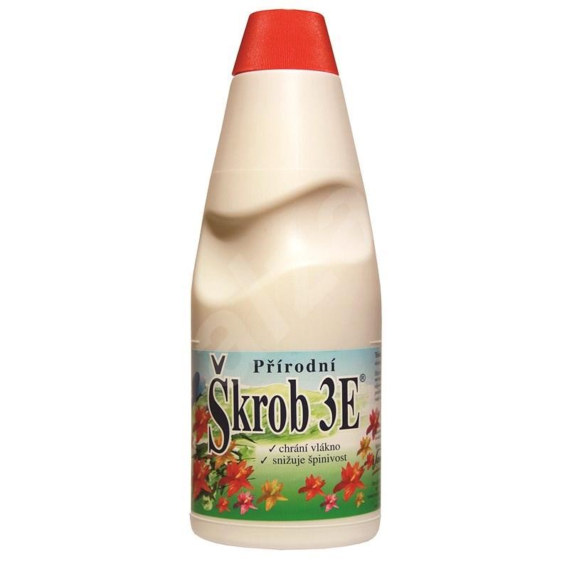 3E Přírodní tekutý škrob 500 ml (10 praní) - Škrob