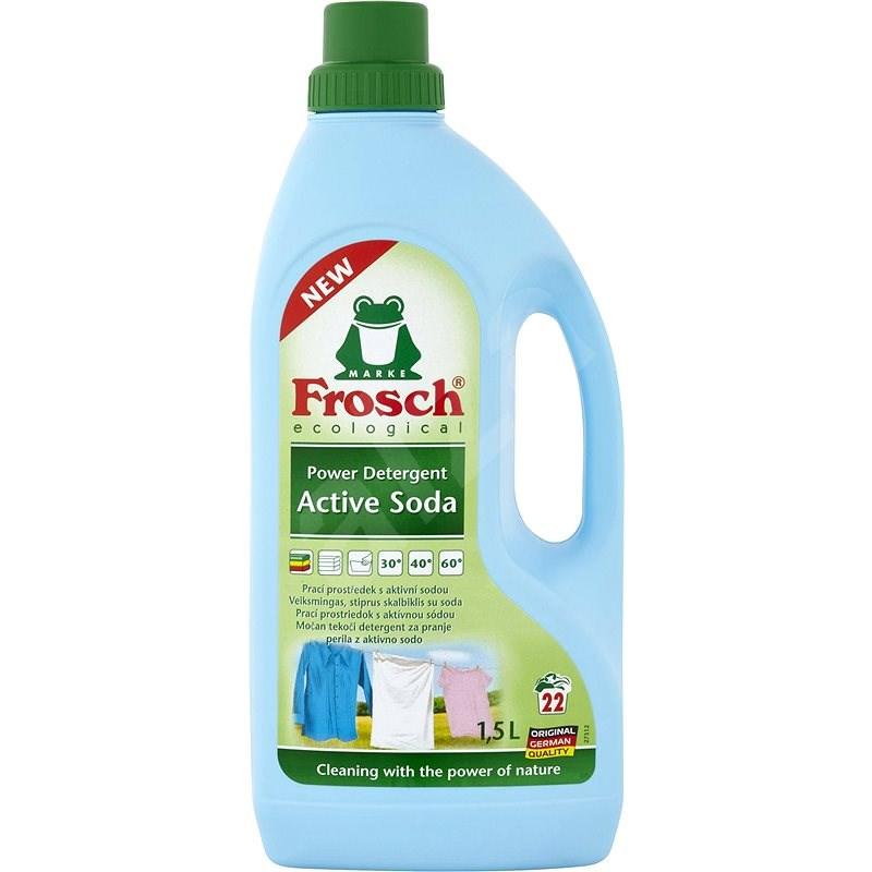 FROSCH EKO s aktivní sodou 1,5 l (22 praní) - Eko prací gel