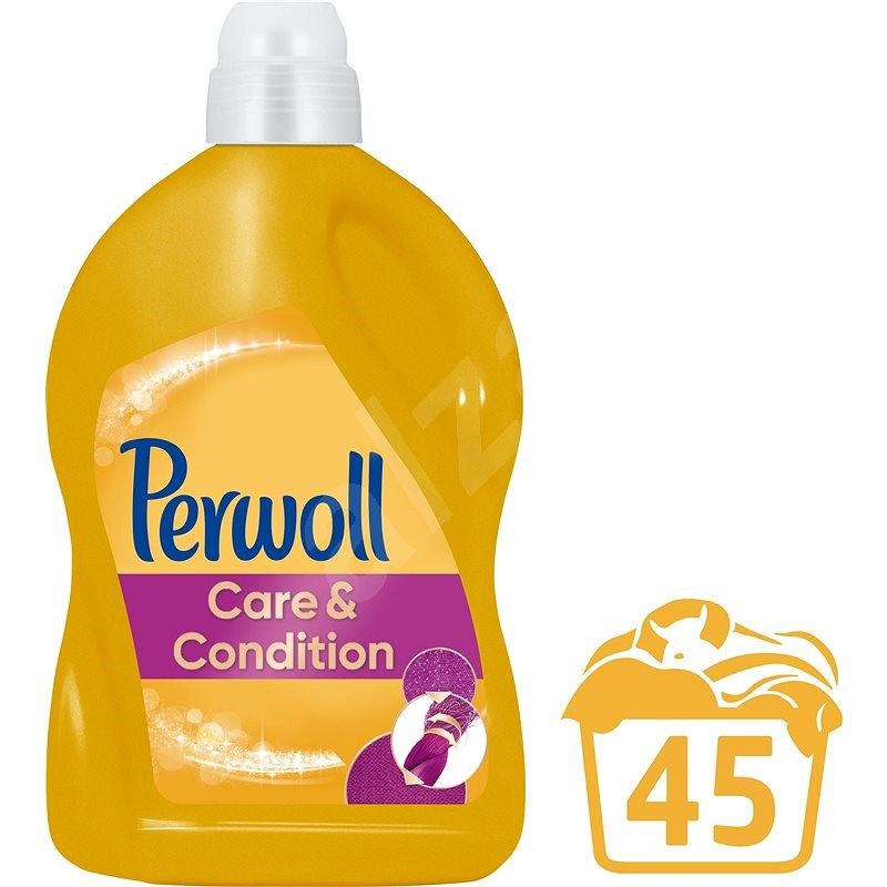 PERWOLL Care & Repair 2,7 l (45 praní) - Prací gel