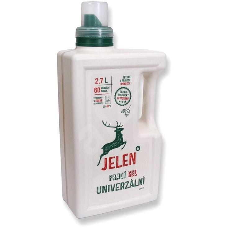 JELEN Prací gel univerzální 2,7 l (60 praní) - Eko prací gel