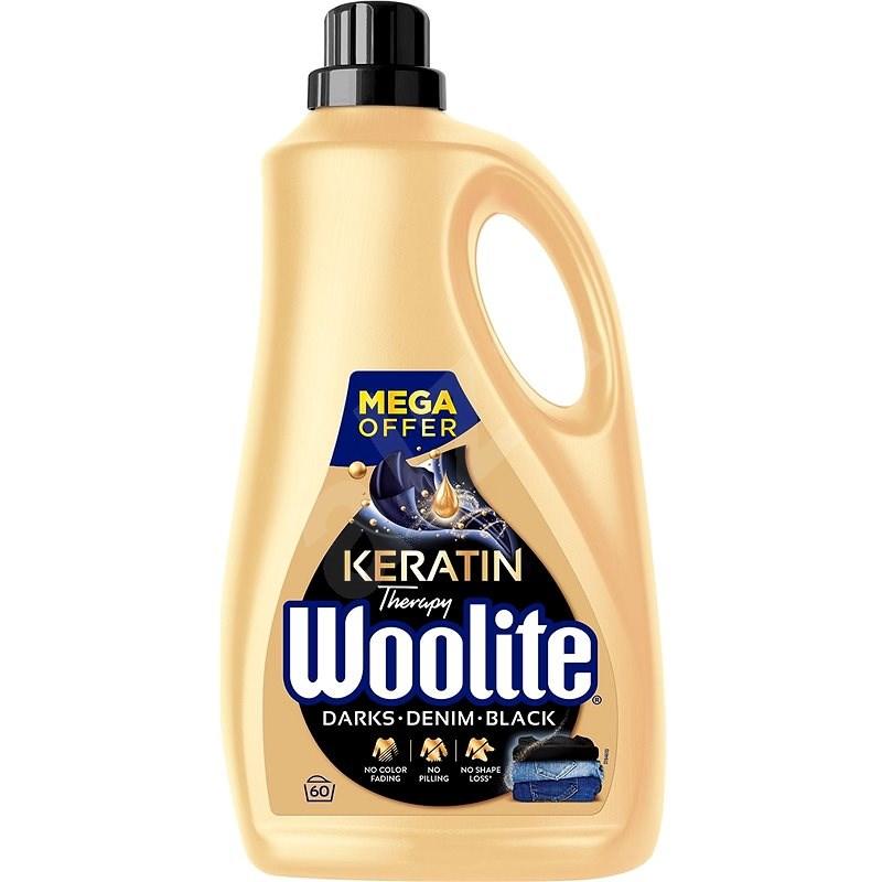WOOLITE Dark, Black & Denim 3,6 l (60 praní) - Prací gel