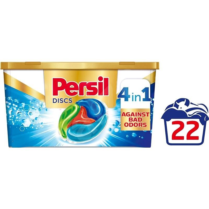 PERSIL Discs Odor Neutralization prací kapsle 22 ks - Kapsle na praní