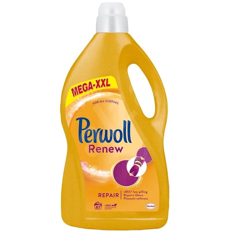 PERWOLL Care&Condition 4,05 l (67 praní) - Prací gel