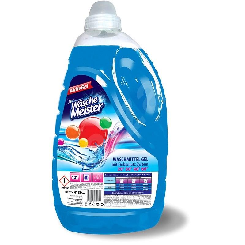 WASCHE MEISTER GEL Universal 4,13 l (51 praní) - Prací gel