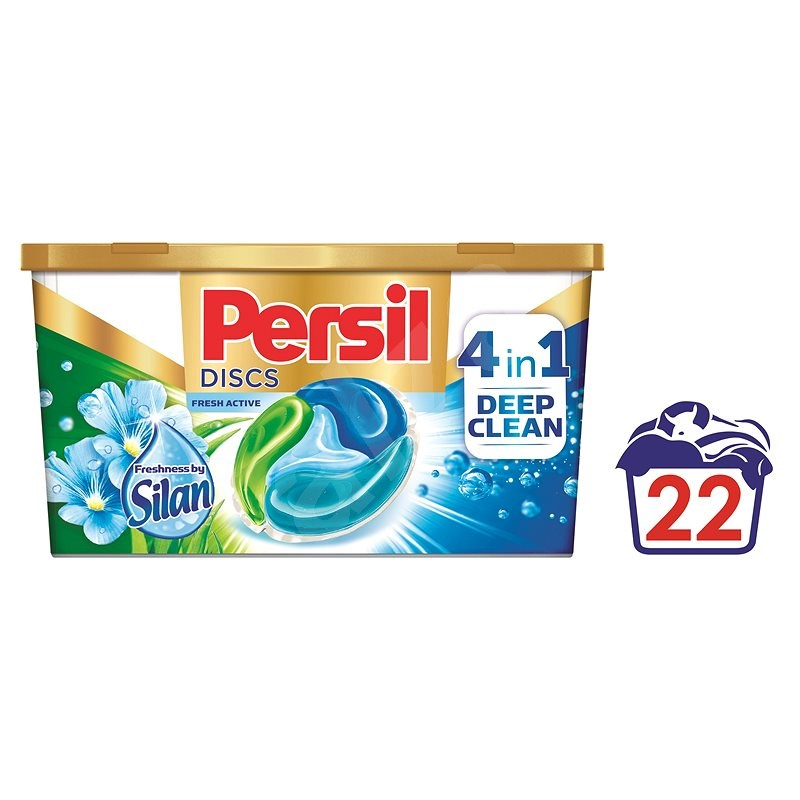 PERSIL Discs Freshness by Silan 22 ks - Kapsle na praní