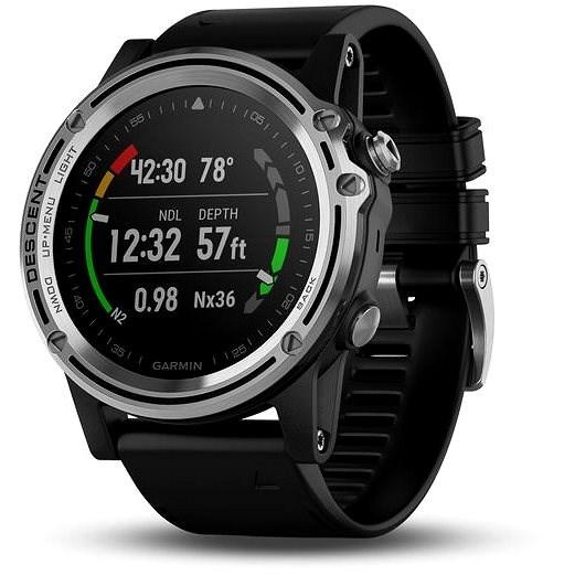 Garmin Descent Mk1 - Chytré hodinky