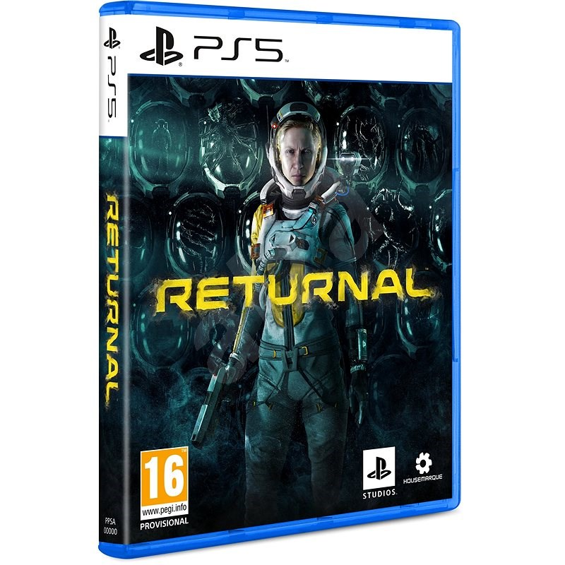 Returnal - PS5 - Hra na konzoli