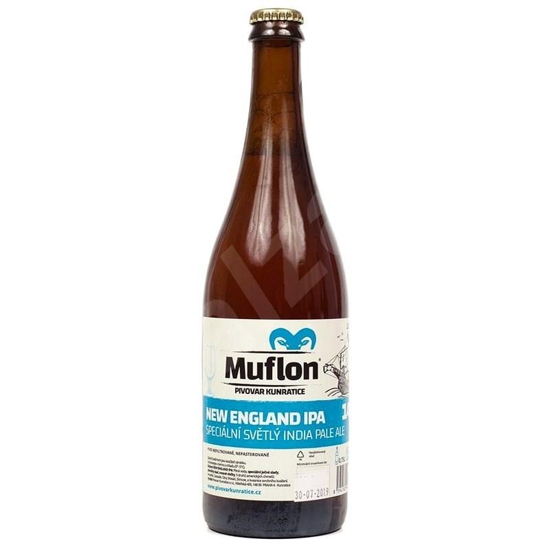 Muflon New England IPA 14° 0,75l - Pivo