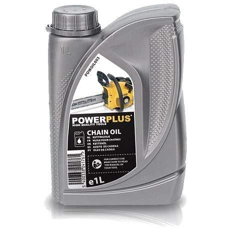 POWERPLUS POWOIL003, 1l - Olej na řetěz