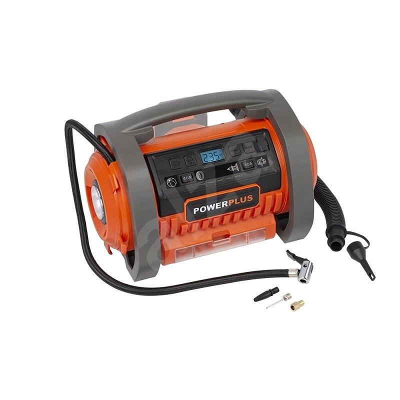 POWERPLUS POWDP7030 - Compressor