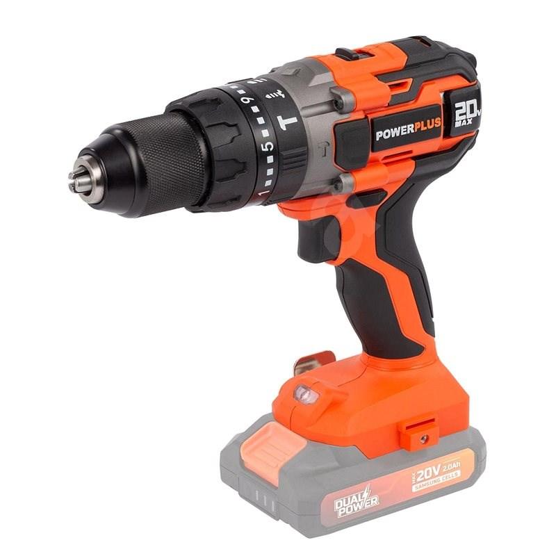 POWERPLUS POWDP15200 - Cordless Drill