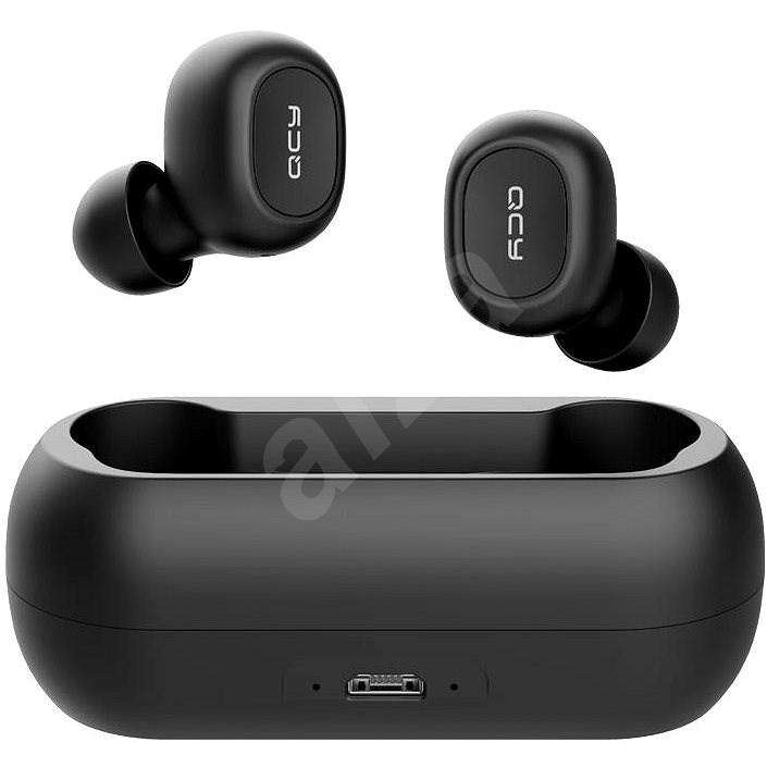 QCY T1C černá - Bezdrátová sluchátka