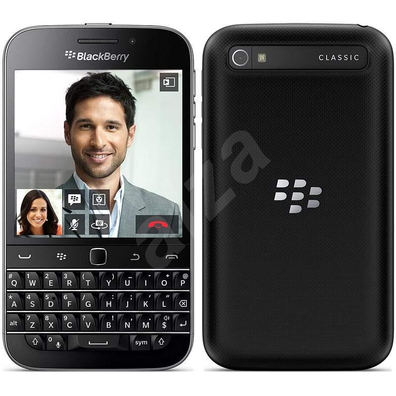 BlackBerry Classic QWERTY Black - Mobilní telefon