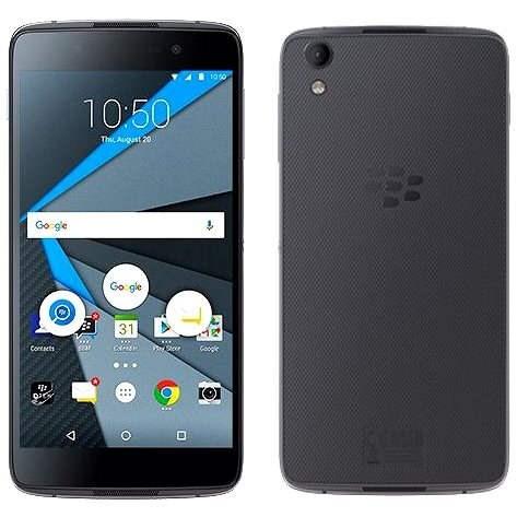 BlackBerry DTEK50 Carbon Grey - Mobilní telefon